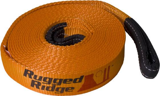 Bergegurt Rugged Ridge 50mm x 9m, 10 t Bruchlast