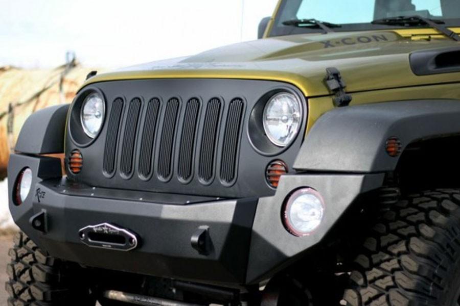 Rock-Slide Engineering Rigid Series Front Bumper
