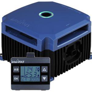 DCC Pro Gleichstrom zu Gleichstrom Batterieladegerät - von Intervolt
