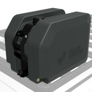 45L Wassertank inkl. Montagesystem und Schlauchset - von Front Runner