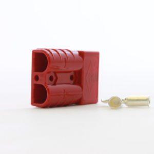50 Amp Stecker / rot