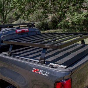 """Chevy Colorado Roll Cover 5.1"""" (2015 - Heute) Slimline II Ladeflächenträger Kit - von Front Runner"""