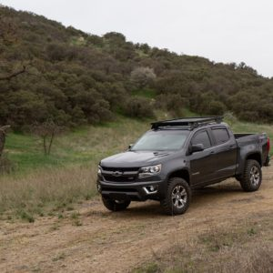 Chevrolet Colorado (2015-Heute) Slimline II Dachträger Kit - von Front Runner