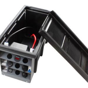 12V Zusatzbatteriebox - von National Luna