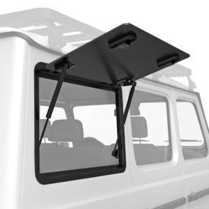 Front Runner Aluminium Gullwing Fenster (rechte Seite) für die Mercedes Benz G-Klasse
