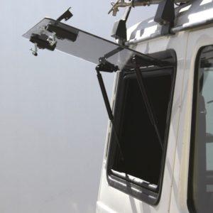 Front Runner Gullwing Fensterscheibe (rechte Seite) aus Glas -  Mercedes Benz G-Klasse