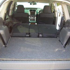 Toyota Prado 150 Trunk Base Box and Deck
