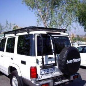 Front Runner Heckleiter - Toyota Land Cruiser 76 Station Wagon