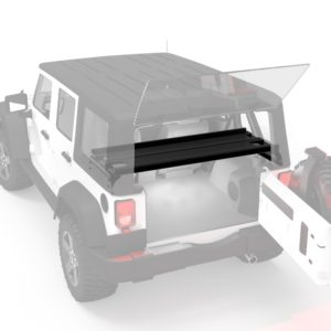 Jeep Wrangler Unlimited - 5-Türer Innenraum-Ablageträger - Front Runner