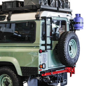 Land Rover Defender 90/110 Heckleiter - von Front Runner