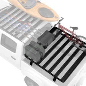 Nissan Titan Pick-Up (2003-Heute) Slimline II Ladeflächenträger Kit - von Front Runner