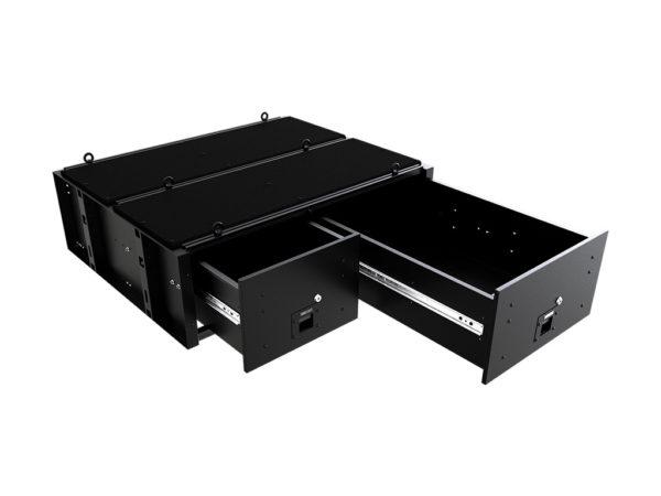 Asymmetrische Schubladen für den SUV / Medium - von Front Runner
