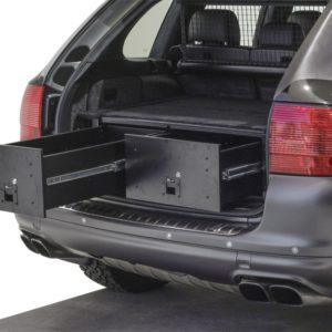 Porsche Cayenne (2002 - 2010) Schubladen Kit - von Front Runner