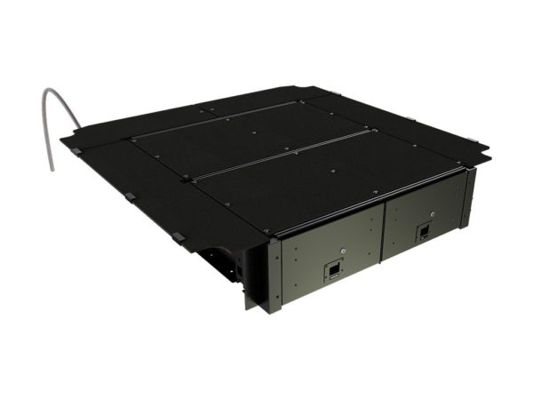 52L Edelstahl Wassertank für das Front Runner Pick-Up Ladenflächen Schubladensystem