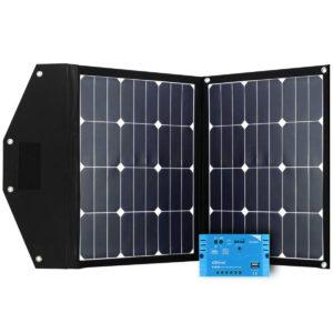 faltbare Solarmodule